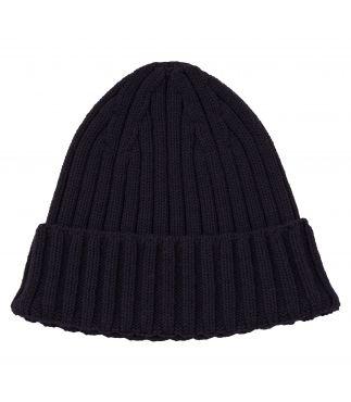 Шапка Wool Knit Navy