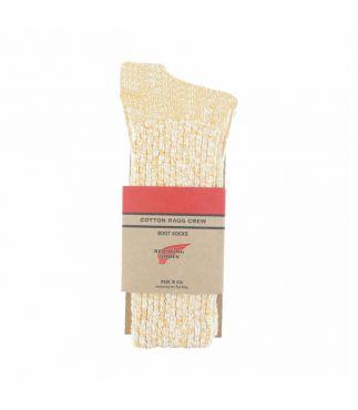 Носки Cotton Ragg Yellow/White