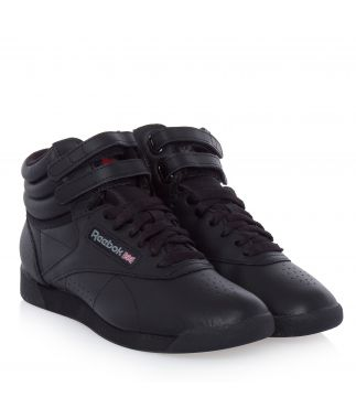 Кроссовки Freestyle Hi Black