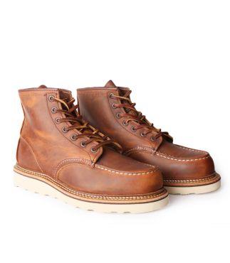"Ботинки 1907 6"" Classic Moc Toe Copper Rought & Tough"