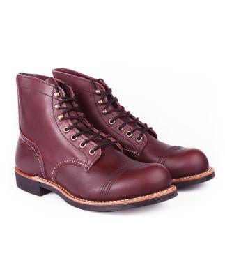 "Ботинки 8119 6"" Iron Ranger Oxblood Mesa"