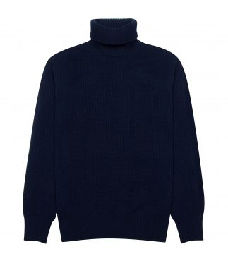 Свитер Turtle Neck Navy