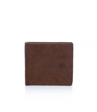 Портмоне Bi-fold Leather Suede