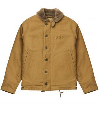 Куртка Type N1 Deck Parka Khaki