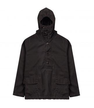 Куртка William Gibson x Buzz Rickson's Hooded Pullover Black