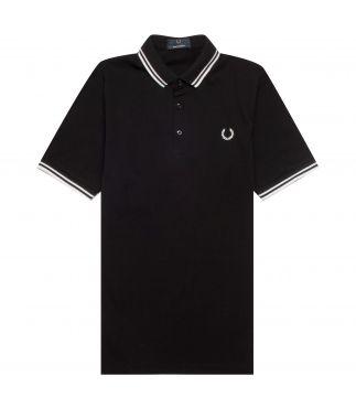 Футболка Classic Polo Black/White