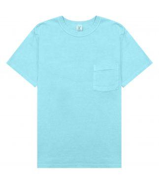 Футболка Pigment Pocket Seafoam 20