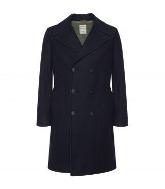 Пальто Achille Eros Navy