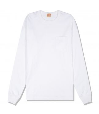 Лонгслив Plain Off-White