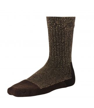 Носки Deep Toe Capped Wool Brown