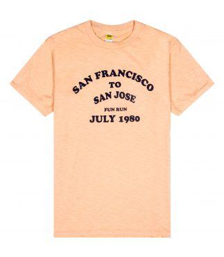 Футболка San Jose Pink