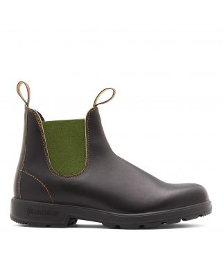 Ботинки 519 Stout Brown/Olive Leather