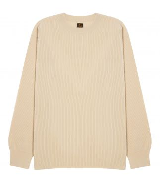 Свитер Form-Up Plain Crewneck Ivory
