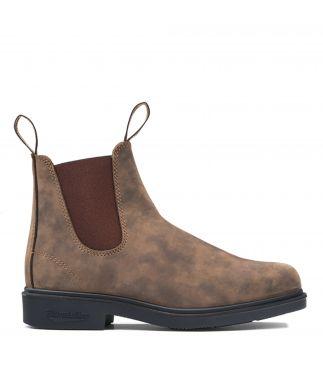 Ботинки 1306 Dress Rustic Brown Leather