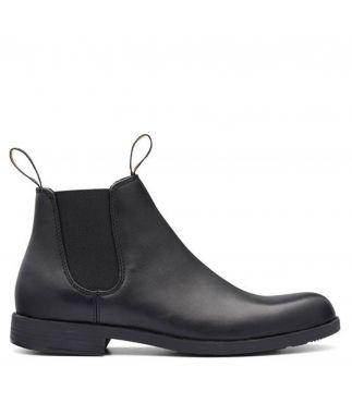 Ботинки 1901 Dress Black Leather