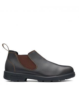 Ботинки 2038 Low-Cut Stout Brown Leather