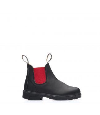 Детские ботинки 581 Kids Black/Red