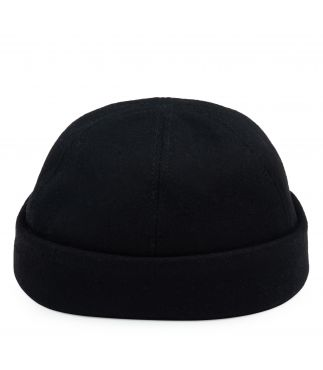 Шапка Wool Thug Black