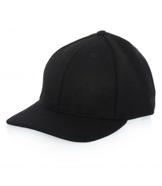 Кепка Melton Wool Black