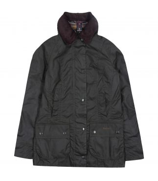 Куртка Classic Beadnell Wax Olive
