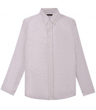 Рубашка Oxford Button Down Grey