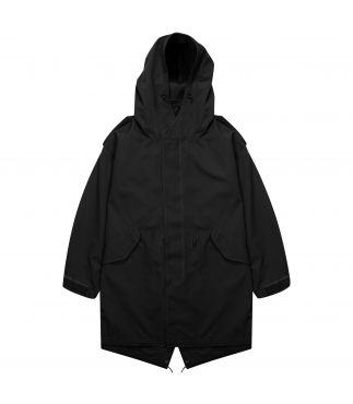 Куртка M-51 Military Shell Parka Black