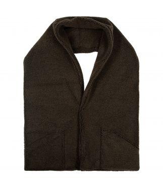 Шарф Fleece Reversible Stole Brown