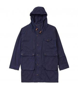 Куртка Long Field Parka Navy