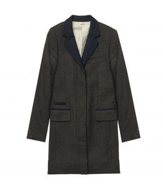 Пальто Doublefaced Italian Lambswool