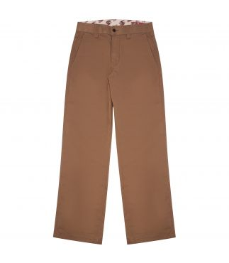 Брюки Cotton Chino Wide Khaki