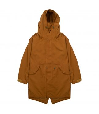 Куртка M-51 Military Shell Parka Camel