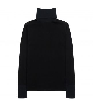 Лонгслив High Neck Thermal Black