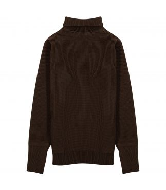 Свитер Sailor Turtleneck Natural Brown