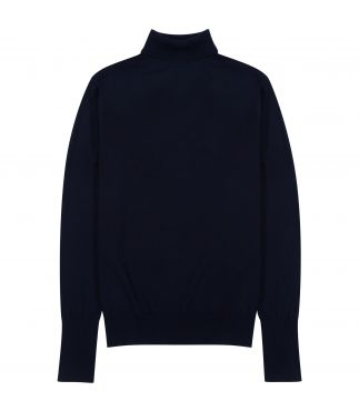 Свитер Light Turtleneck Navy Blue