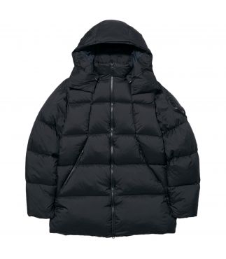 Куртка Hooded Spur Down Black