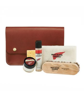 Набор Leather Travel Care Kit