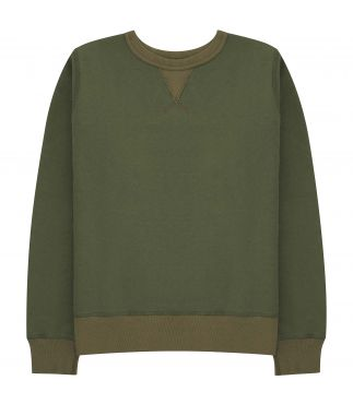 Толстовка Cotton Solid Olive