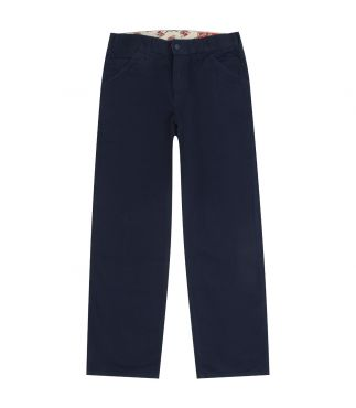 Брюки Cotton Chino Navy
