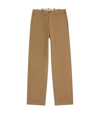 Брюки Cotton Slim Fit Khaki