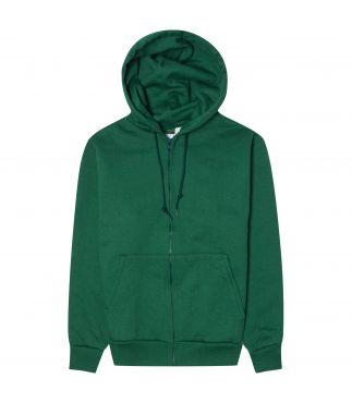 Толстовка Thermal Zip Dark Green