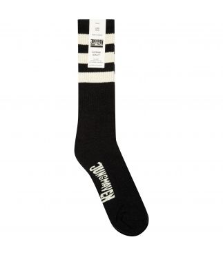 Носки Town & Country Stripe White/Black
