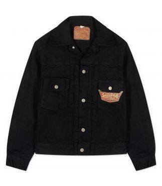 Куртка 1953 Model 13 oz. Denim Black