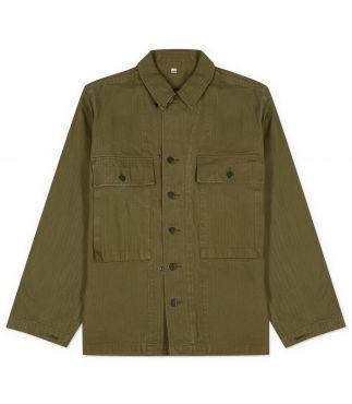 Куртка Herringbone Twill Olive