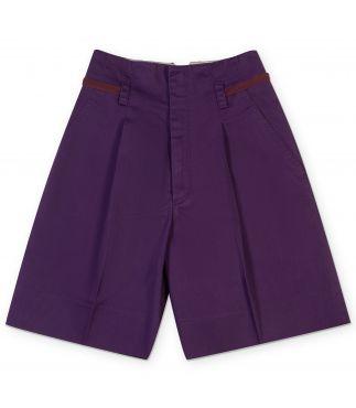 Шорты Tuck Half Purple