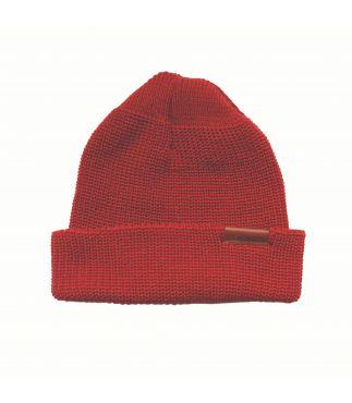 Шапка Merino Wool Red