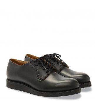 Ботинки 101 Postman Oxford Black Chaparral