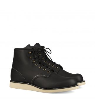"""Ботинки 2951 6"""" Rover Black Harness"""