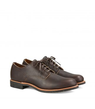 Ботинки 8044 Merchant Oxford Ebony Harness
