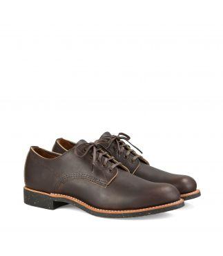 Ботинки 8044 Merchant Oxford Ebony Harness
