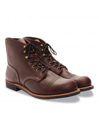 "Ботинки 8119 6"" Iron Ranger Oxblood Mesa"